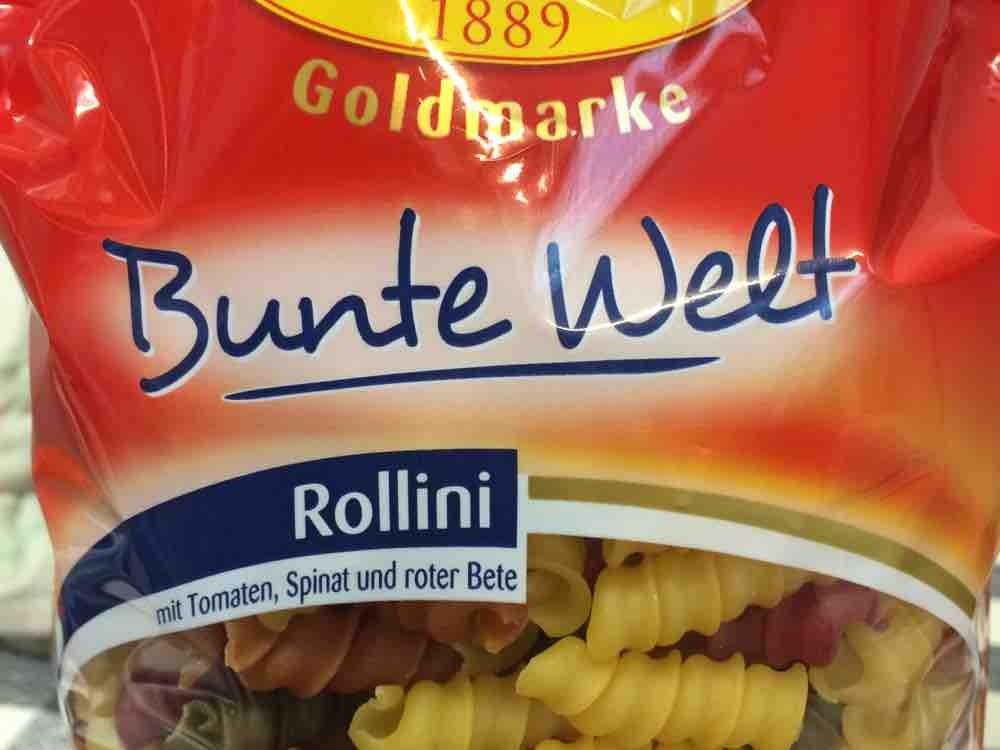 Bunte Rollini No.33 von mc1 | Hochgeladen von: mc1