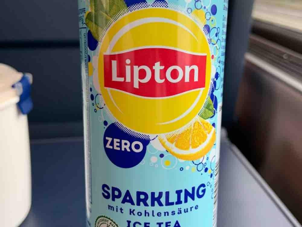 lipton zero Zitrone, ohne Zucker von Mimipas | Hochgeladen von: Mimipas