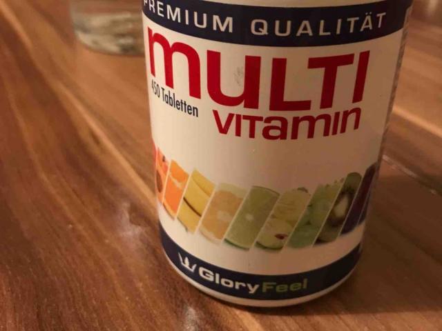 Multi Vitamin (Glory Feel) von haso5757   Hochgeladen von: haso5757