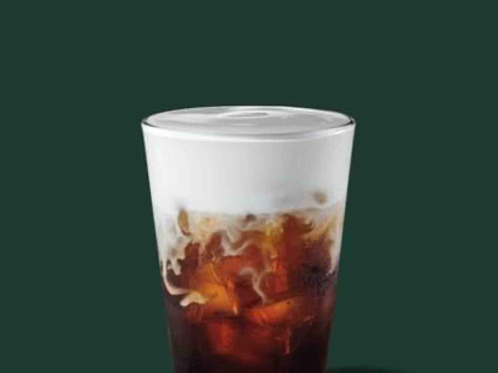Starbucks Grande Salted Caramel Cream Cold Brew, Starbucks by anunlapatch   Uploaded by: anunlapatch