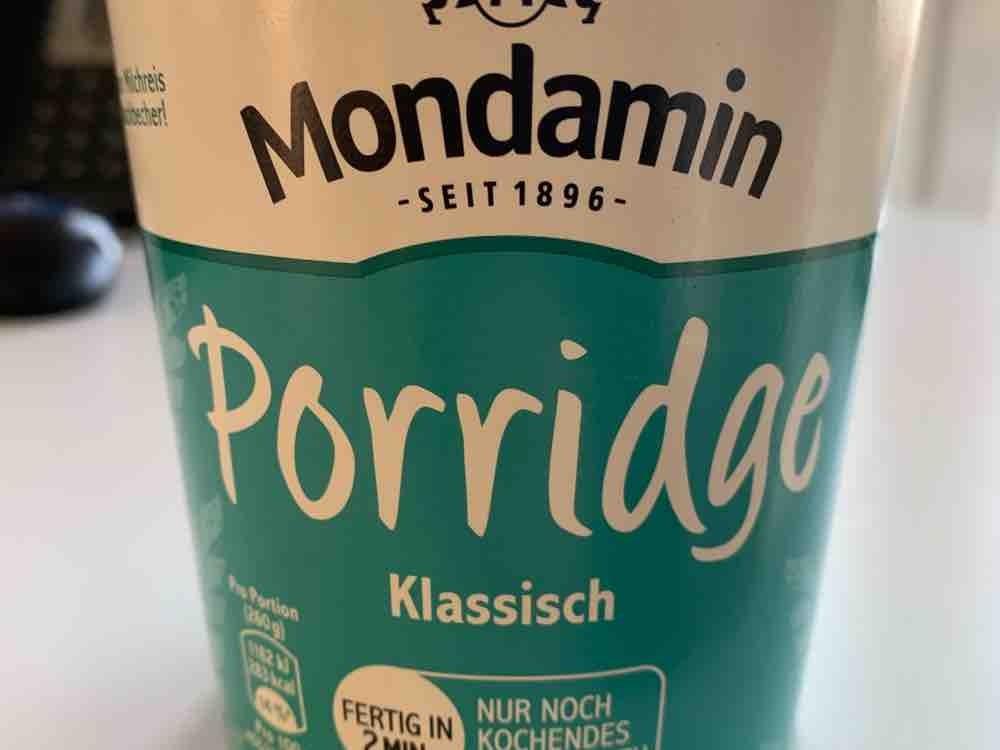 Porridge, klassisch von nik14228 | Hochgeladen von: nik14228