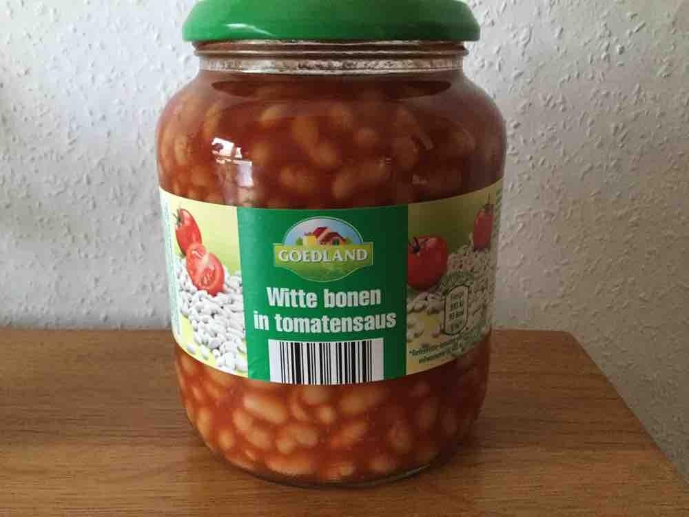Weiße Bohnen in Tomatensoße von Sturmmeerblau | Hochgeladen von: Sturmmeerblau