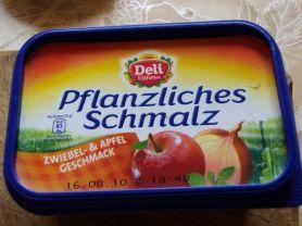 Pflanzliches Schmalz, Zwiebel- & Apfel Geschmack | Hochgeladen von: tea