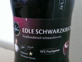 Edle Schwarzkirsche Marmelade, kirsche | Hochgeladen von: chilly03