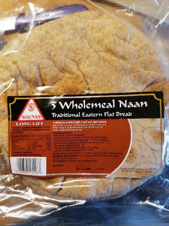 Wholemeal Naan von cehschcschoenicke   Hochgeladen von: cehschcschoenicke