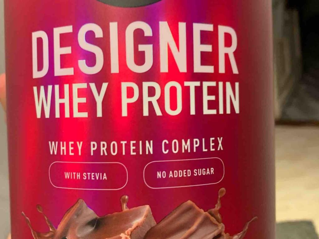 ESN Designer Whey Protein, Chocolate Fudge von tomtom87 | Hochgeladen von: tomtom87