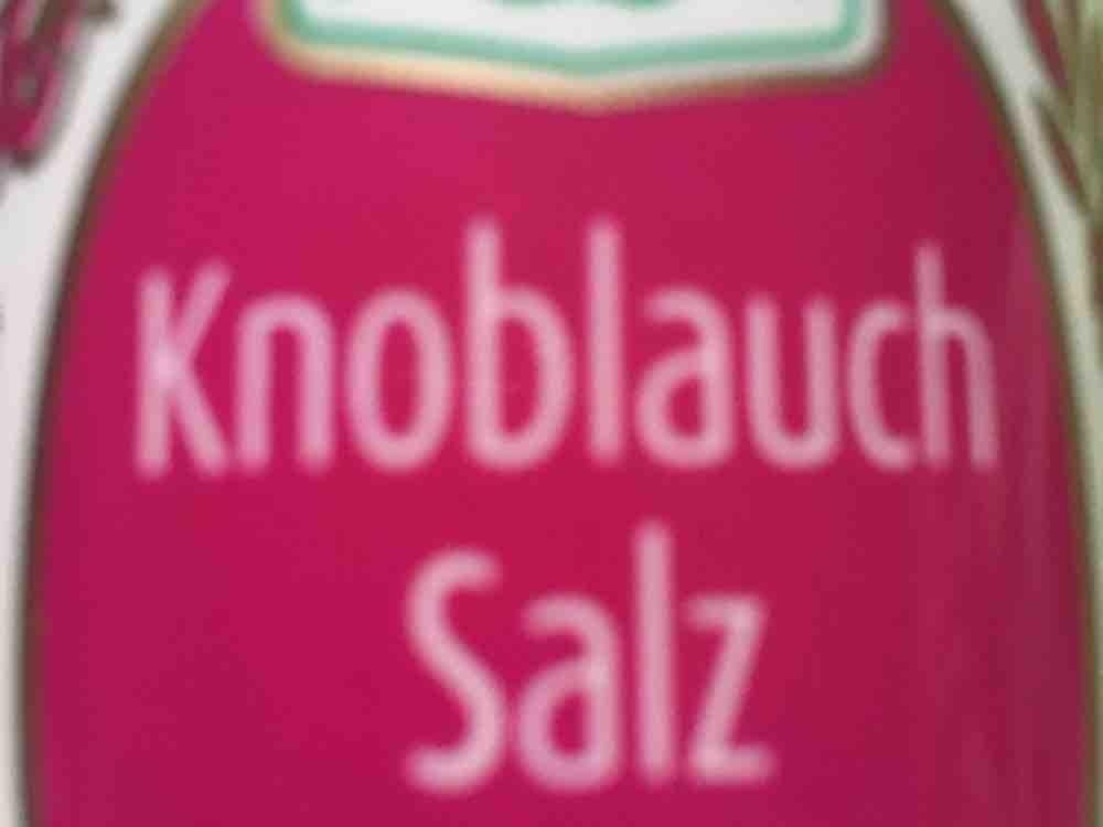 Koblauch Salz, Knoblauch von Dirk Newman | Hochgeladen von: Dirk Newman