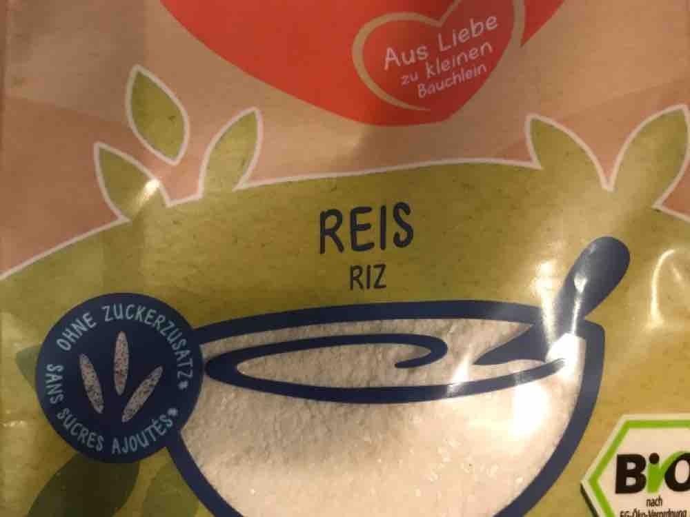 Bio-Getreidebrei, Reisflocken von TheFitnessoase | Hochgeladen von: TheFitnessoase