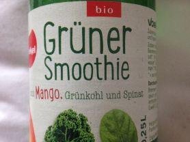 Grüner Smoothie, Mango, Grünkohl, Spinat    Hochgeladen von: doerr