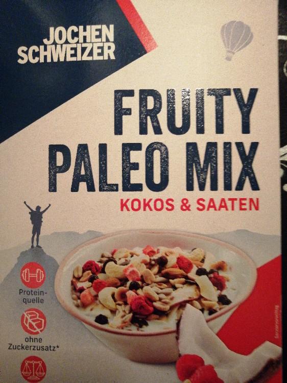 Fruity Paleo Mix von BeaKeks   Hochgeladen von: BeaKeks