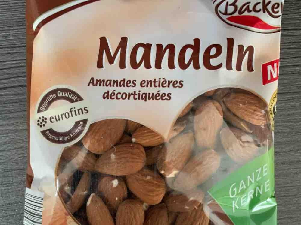 Mandeln, gehackt von Franco1981   Hochgeladen von: Franco1981
