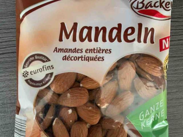 Mandeln, gehackt von Franco1981 | Hochgeladen von: Franco1981
