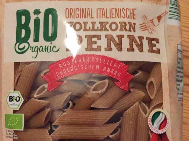 Vollkorn Penne, Original italienische von prinzess   Hochgeladen von: prinzess