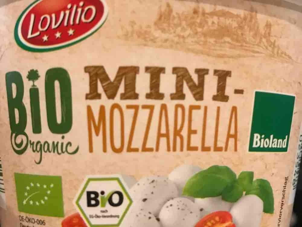 Mini Mozzarella (Bio) von Helipilot   Hochgeladen von: Helipilot