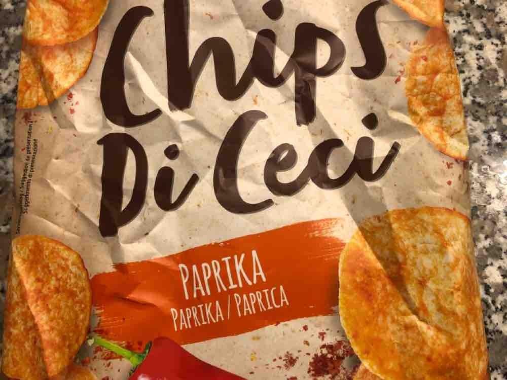 Chips Di Ceci Paprika von Smily1980 | Hochgeladen von: Smily1980