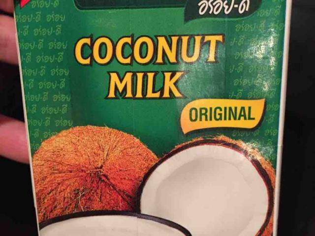 Kokosmilch von allaboutfood   Hochgeladen von: allaboutfood