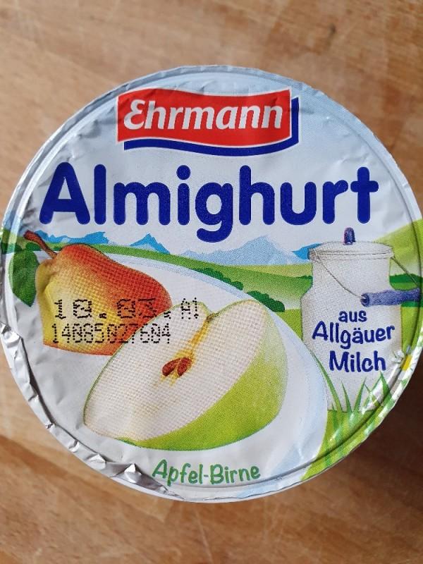 Almighurt, Apfel-Birne von Susanne1508 | Hochgeladen von: Susanne1508