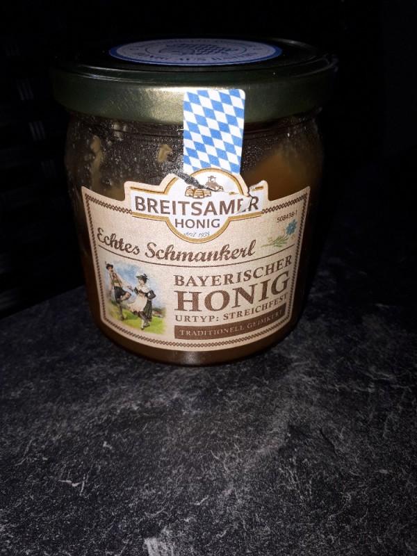Bayerischer Honig, Urtyp: Streichfest, traditionell geimkert von Foodfant   Hochgeladen von: Foodfant
