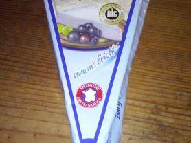 La Bonesse, Weichkäse mit Joghurt   Hochgeladen von: Shirlinka