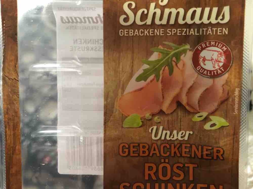 Ofen-Schmaus Gebackener Röstschinken von CaroSchweers | Hochgeladen von: CaroSchweers