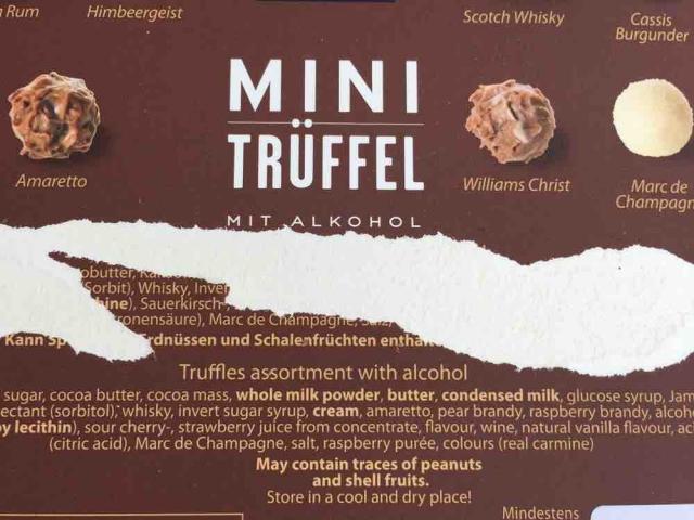Mini Trüffel von Frodofred   Hochgeladen von: Frodofred