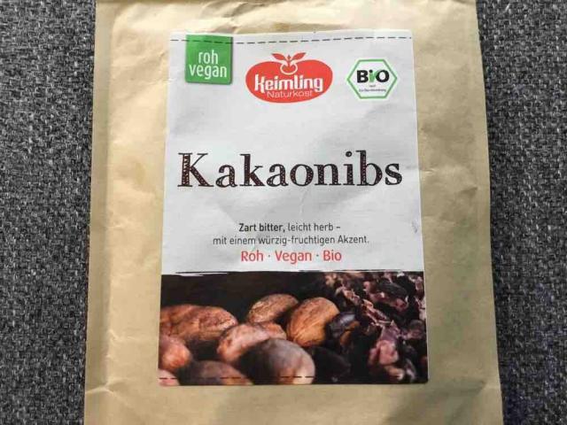 kakaonibs von Frau P   Hochgeladen von: Frau P