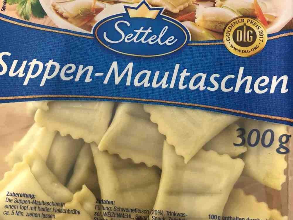 Suppen-Maultaschen von alliumsyringa107 | Hochgeladen von: alliumsyringa107