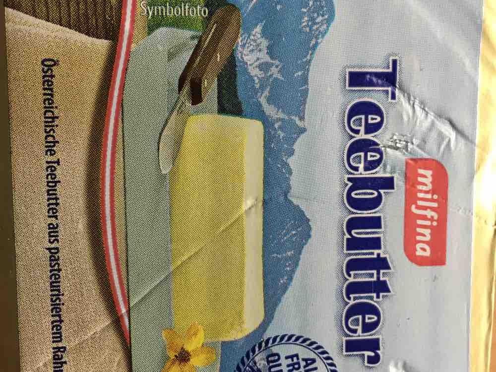 Teebutter von schnufftel78 | Hochgeladen von: schnufftel78