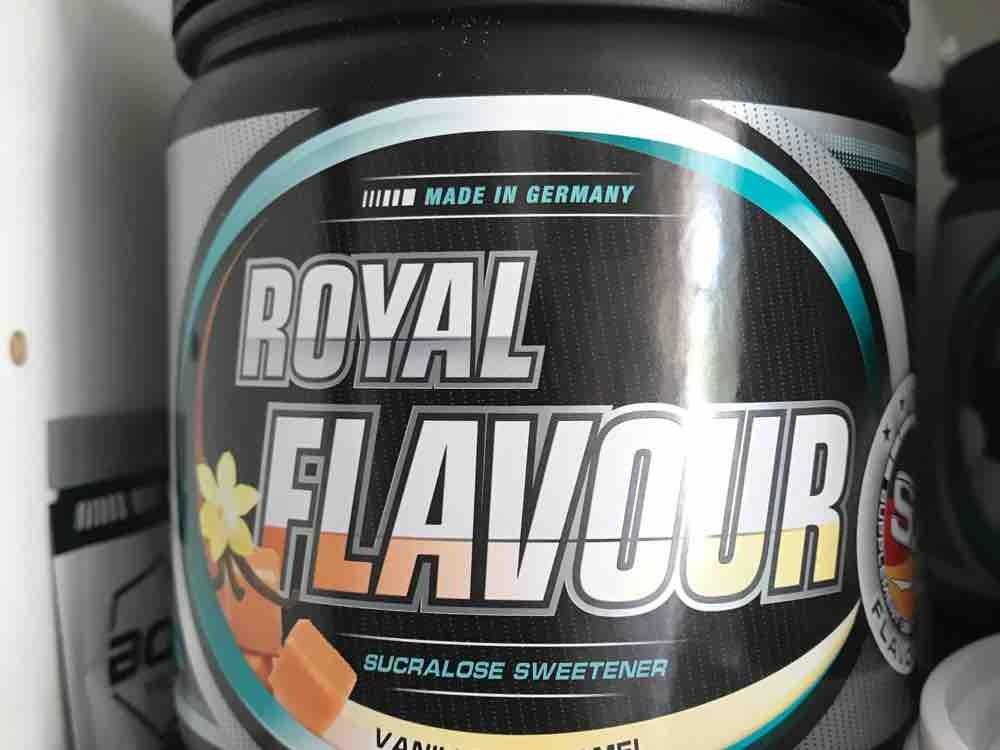 Royal Flavour Vanille Caramel von dersensemann | Hochgeladen von: dersensemann