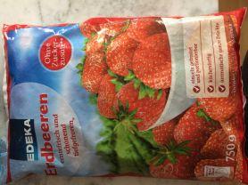 Erdbeeren, ohne Zuckerzusatz, tiefgefroren | Hochgeladen von: frau blau