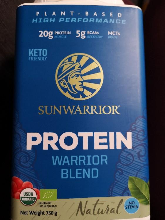 High Performance Protein Warrior Blend natural von Tiana   Hochgeladen von: Tiana