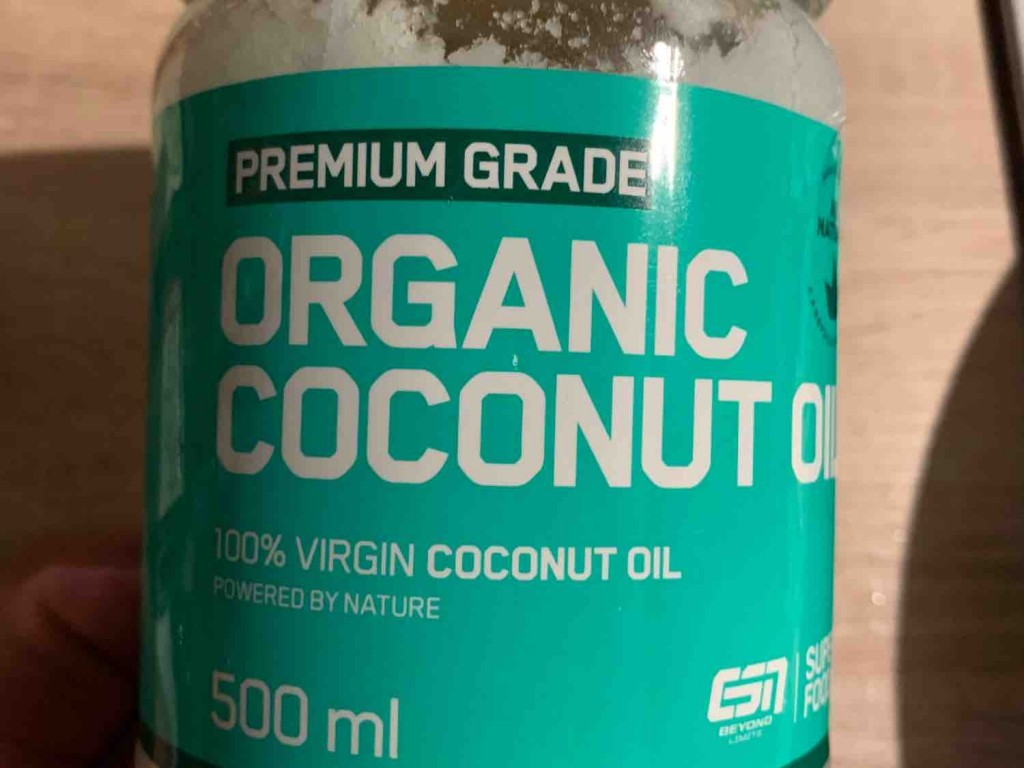 ESN Organic Coconut Oil von Robojo | Hochgeladen von: Robojo