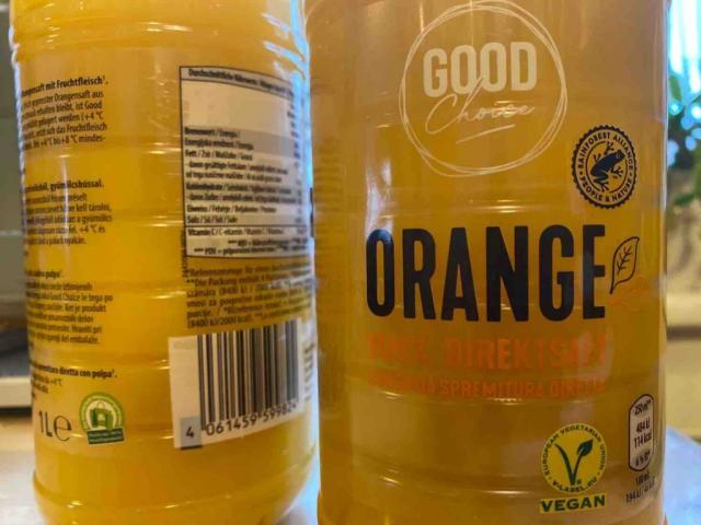 Orange 100% Direktsaft von STYLOWZ | Hochgeladen von: STYLOWZ