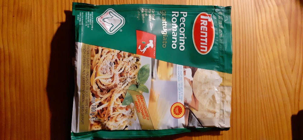 Parmesan Pecorino Romano Grattugiato (Trentin) von Sahel | Hochgeladen von: Sahel
