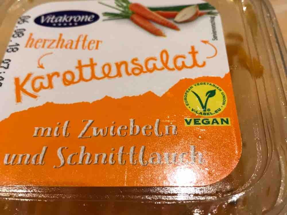 Karotten Salat von julika21 | Hochgeladen von: julika21
