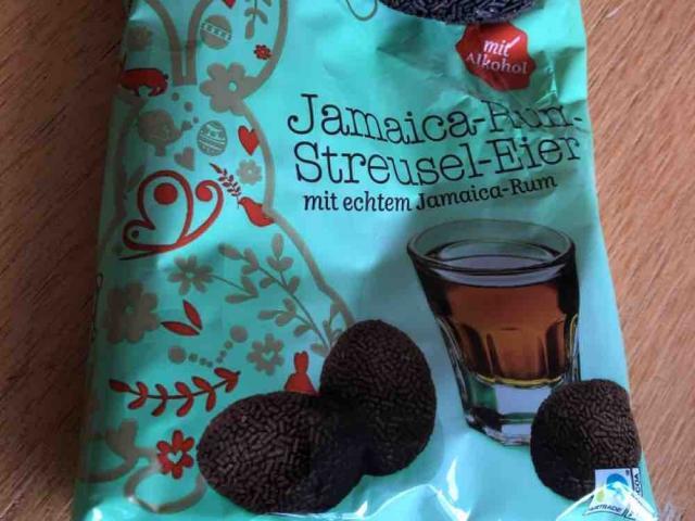 Jamaica-Rum-Streusel-Eier von Angela212   Hochgeladen von: Angela212