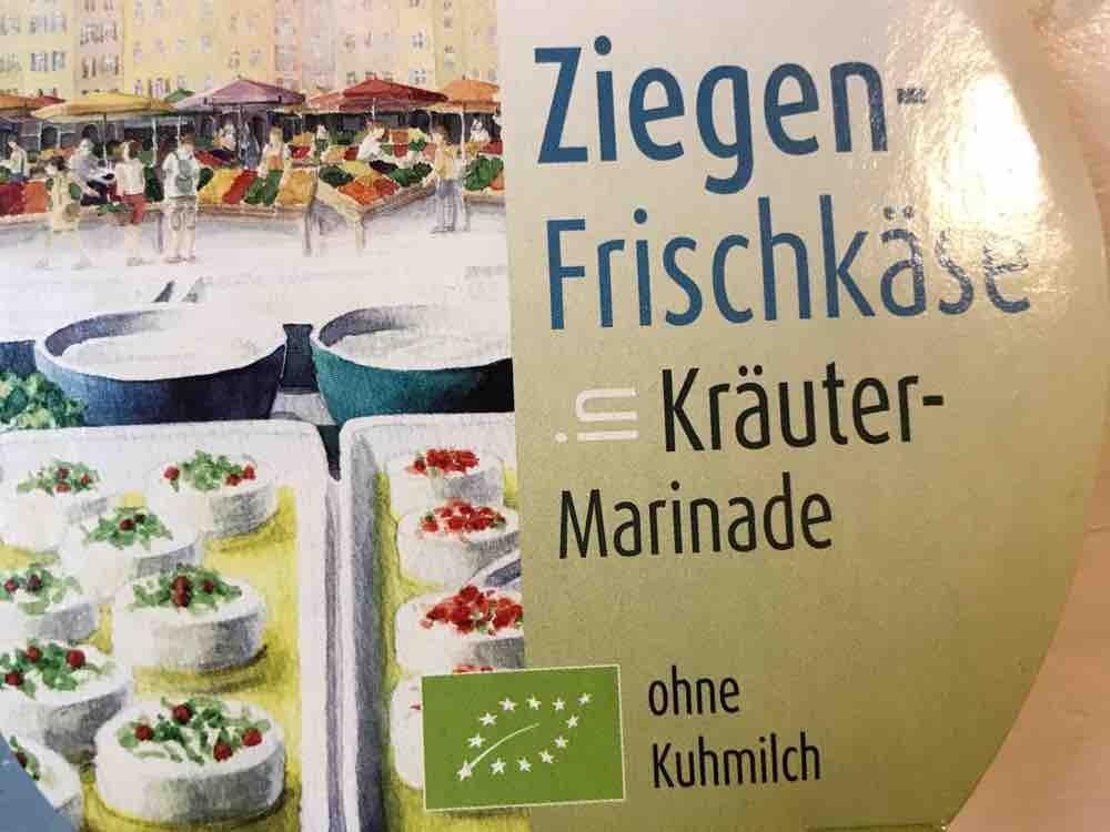 Ziegenfrischkäse in Kräuter-Marinade von Ran1991 | Hochgeladen von: Ran1991