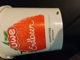 Erdbeer Konfitüre 45% Frucht | Hochgeladen von: Mystera