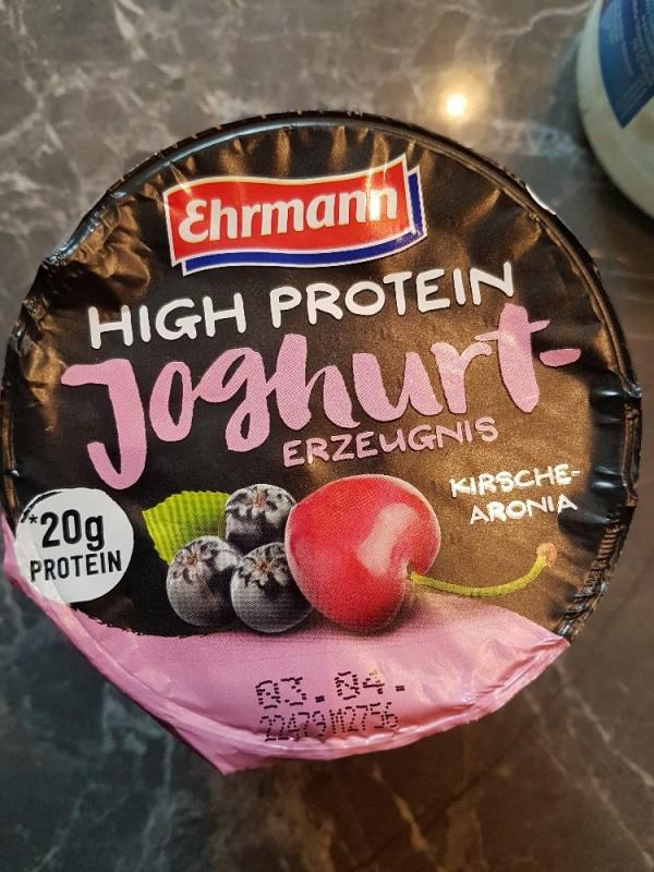 High Protein Joghurt, Kirsche-Aronia von Tina65 | Hochgeladen von: Tina65