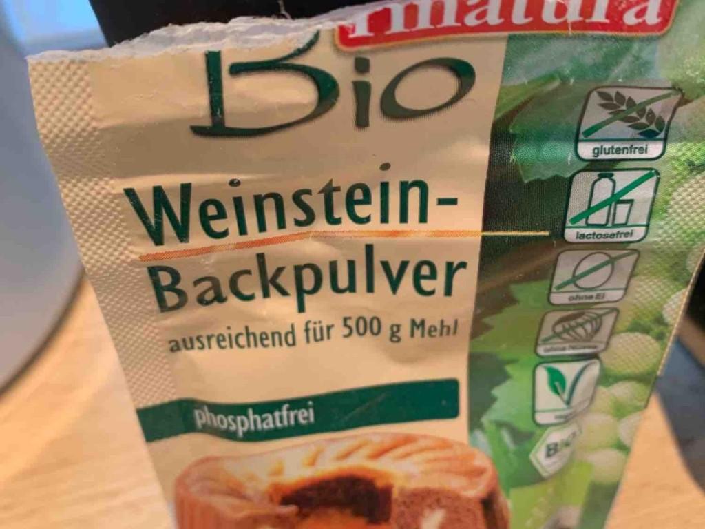 Weinsteinbackpulver von nicidressi | Hochgeladen von: nicidressi