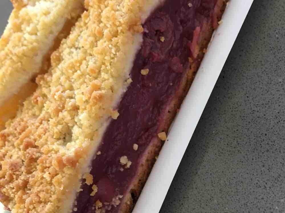 Durchschnittswert Kirschkuchen Kalorien Kuchen Torten Fddb