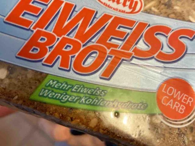 Eiweiss Brot von mariefrisch   Hochgeladen von: mariefrisch
