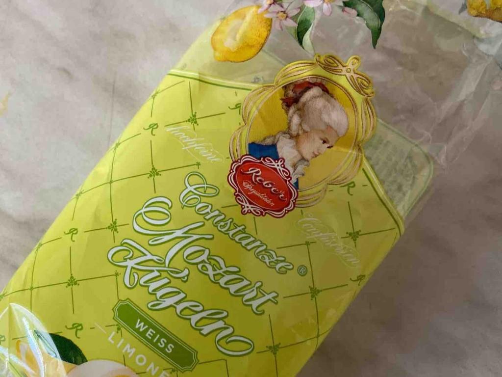 Constanze Mozart Kugeln, weiß Limone von anjalea   Hochgeladen von: anjalea