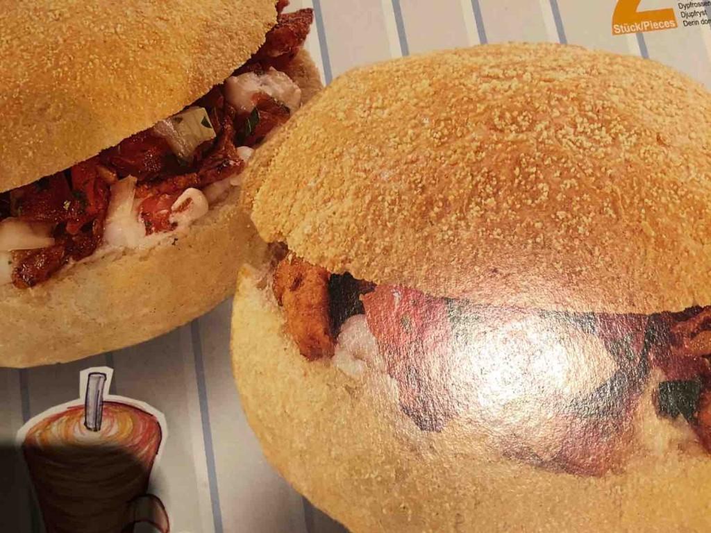 Döner Burger, Rind von Spooner555 | Hochgeladen von: Spooner555