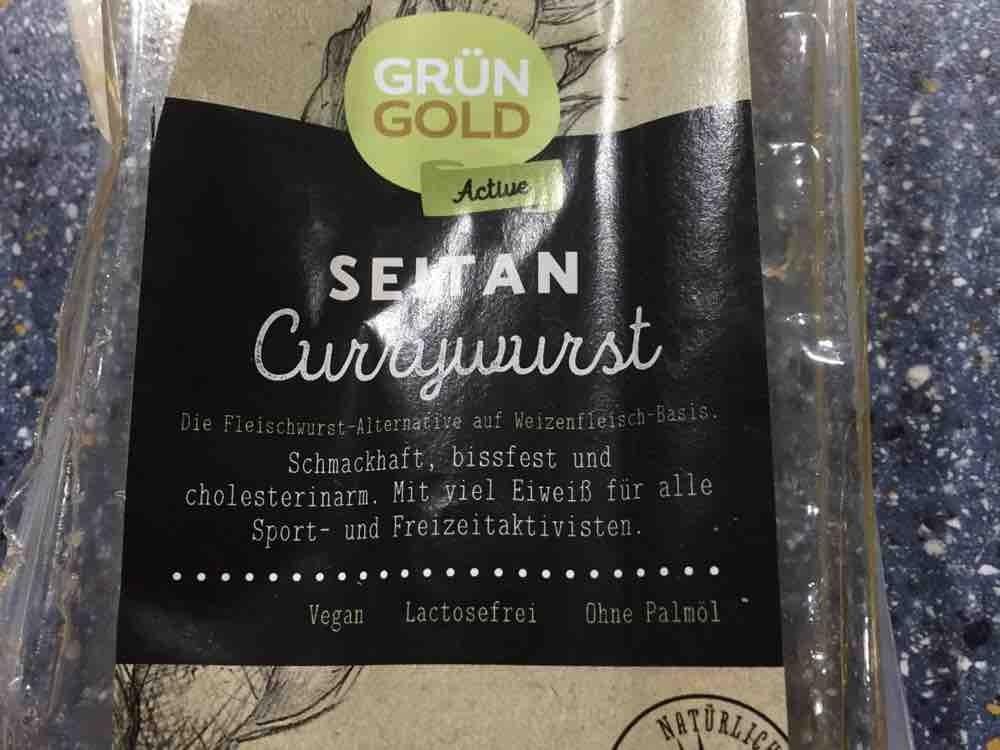 Seitan Currywurst von AngieHH26   Hochgeladen von: AngieHH26