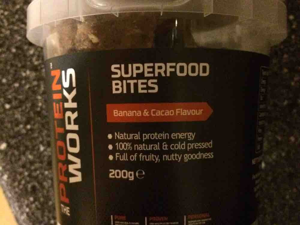The protein works superfood bites, Banane von Technikaa | Hochgeladen von: Technikaa