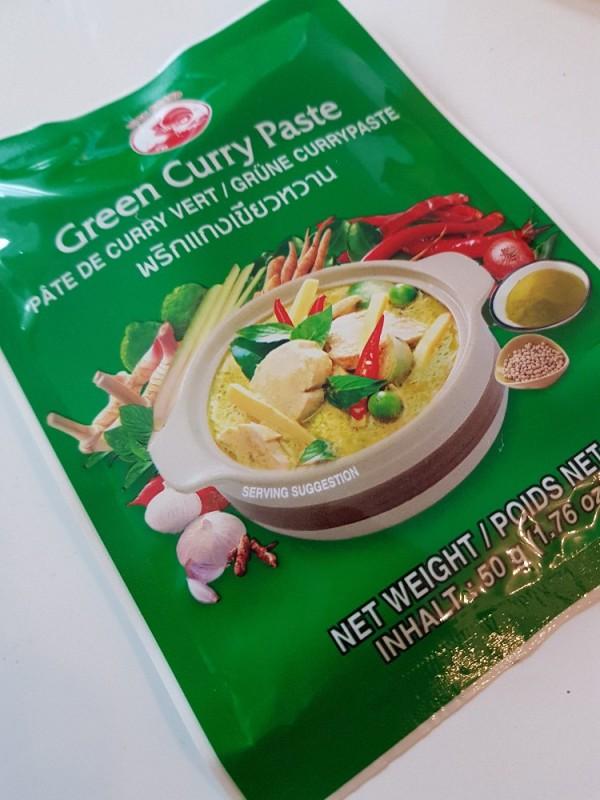 Green Curry Paste von xantener | Hochgeladen von: xantener
