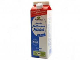 frische fettarme Milch, 1,5 % Fett | Hochgeladen von: JuliFisch
