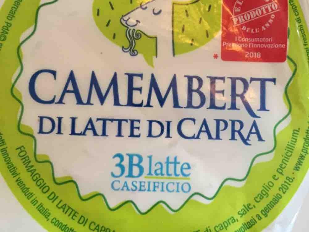 Camembert di Latte di Capra, Ziegencamembert von ralfwe | Hochgeladen von: ralfwe