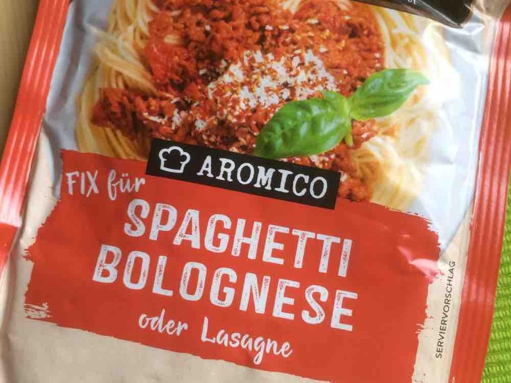 Fix für Spaghetti Bolognese von marienkaefer1112 | Hochgeladen von: marienkaefer1112